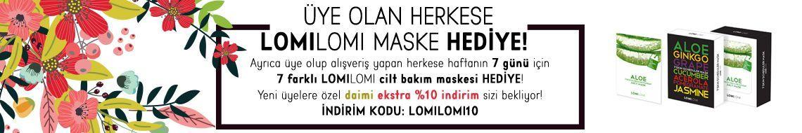 Lomilomi Ürün İçi Banner
