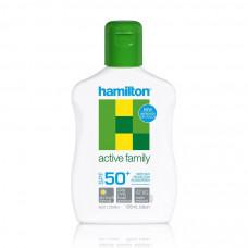 Hamilton Active Family Losyon SPF50+, 125ml