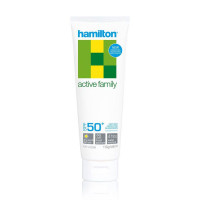 Hamilton Active Family Lotion SPF50+, 110 g