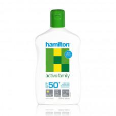 Hamilton Active Family Lotion SPF50+, 250ml