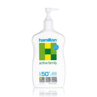 Hamilton Active Family Lotion SPF50+, 500ml