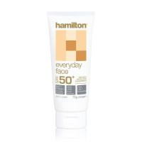 Hamilton Everyday Face SPF50+, 75 g