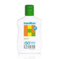 Hamilton Sport Lotion SPF50+, 125 ml