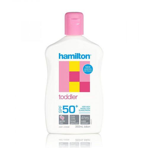 Hamilton Toddler Lotion SPF50+, 250 ml