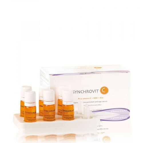 Synchrovit C Serum, 6x5 ml